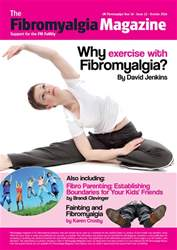 Fibromyalgia Magazine October 2016 issue Fibromyalgia Magazine October 2016