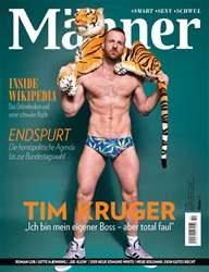 MÄNNER issue Männer 10.16 Oktober