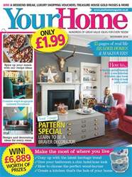 Your Home Magazine issue November 2016