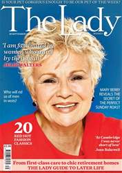 The Lady issue 30th September16