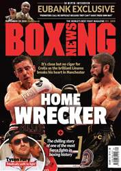 Boxing News UK issue 27/09/2016