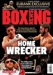 Boxing News International issue 27/09/2016