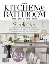 Utopia Kitchen & Bathroom November 2016 issue Utopia Kitchen & Bathroom November 2016