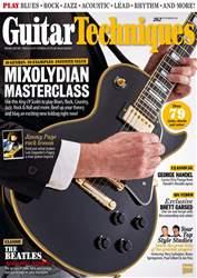 Guitar Techniques issue November 2016