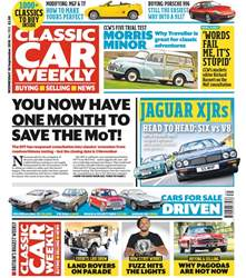 Classic Car Weekly issue 28th September 2016