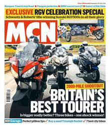 MCN issue 28th September 2016