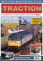 Traction issue Nov-Dec 2016