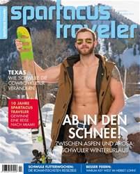 Spartacus Traveler issue Oktober – Dezember 2016