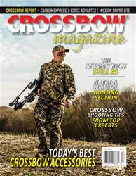 Crossbow Magazine issue Fall 2016