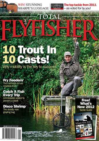 Total FlyFisher issue January 2012