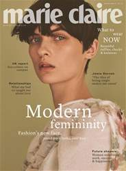 Marie Claire issue November 2016
