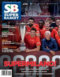 Superbasket issue Settembre 2016