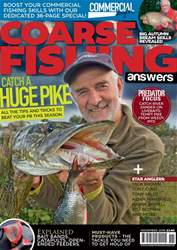 Coarse Fishing Answers issue November 2016