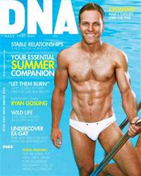 DNA Magazine issue #144 - Travel