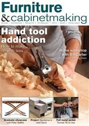 Furniture & Cabinetmaking issue November 2016