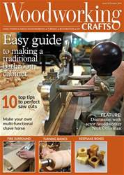 Woodworking Crafts Magazine issue October 2016