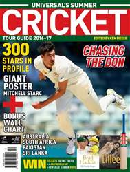 Cricket Summer Guide issue Cricket Summer Guide