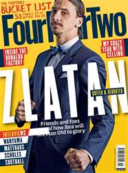 Four Four Two issue November 2016