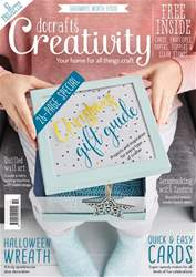 docrafts® Creativity issue October 2016