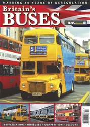 Britain's Buses issue Britain's Buses