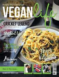 Vegan Life issue November 16
