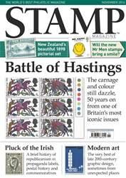 Stamp Magazine issue Nov-16