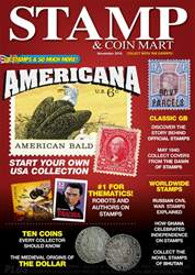 Stamp & Coin Mart issue November 2016