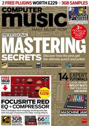 Computer Music issue November 2016