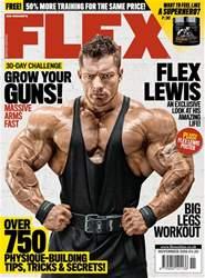 Flex Magazine issue Nov-16