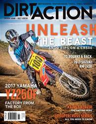 Dirt Action issue Issue#208 Oct 2016