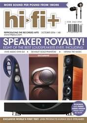 Hi-Fi Plus issue Hi-Fi+ Issue 140