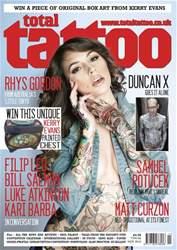Total Tattoo issue Total Tattoo