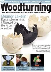 Woodturning issue November 2016