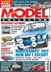 Model Collector issue Nov-16