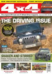 4x4 Magazine issue No. 394 The Driving Issue