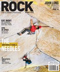 Rock and Ice issue November 2016, #238