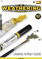 The Weathering Magazine Spanish Version issue LAVADOS, FILTROS Y OLEOS