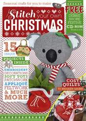 Stitch Your Own Christmas issue Stitch Your Own Christmas