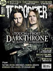 Terrorizer 275 Darkthrone issue Terrorizer 275 Darkthrone