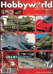 HOBBYWORLD 193 issue HOBBYWORLD 193