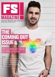 FS International Magazine Cover