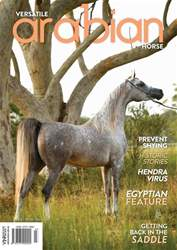 Australian Arabian Horse News issue Versatile Arabian Horse 2016 Vol. 50 No. 3