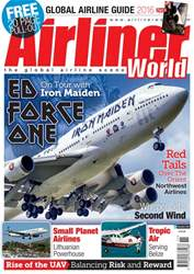 Airliner World issue November 2016