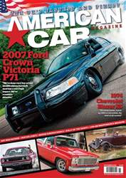 American Car Magazine issue November 2016