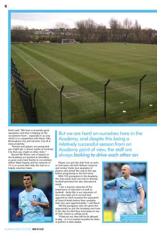 CCFC Official Programmes Preview 8