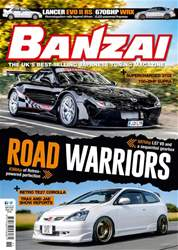 Banzai issue November 2016