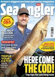 Sea Angler issue Issue 537