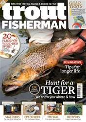 Trout Fisherman issue Issue 489