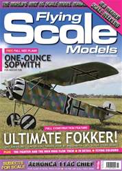 Flying Scale Models issue Nov 204