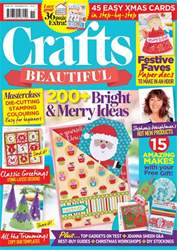Crafts Beautiful issue Nov-16